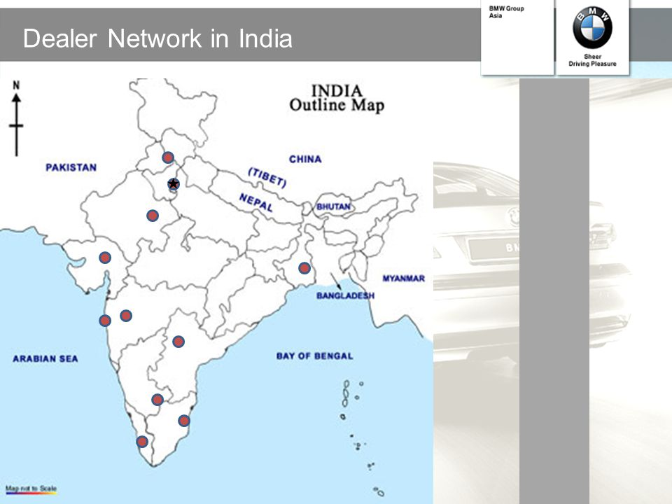 Dealer Network in India