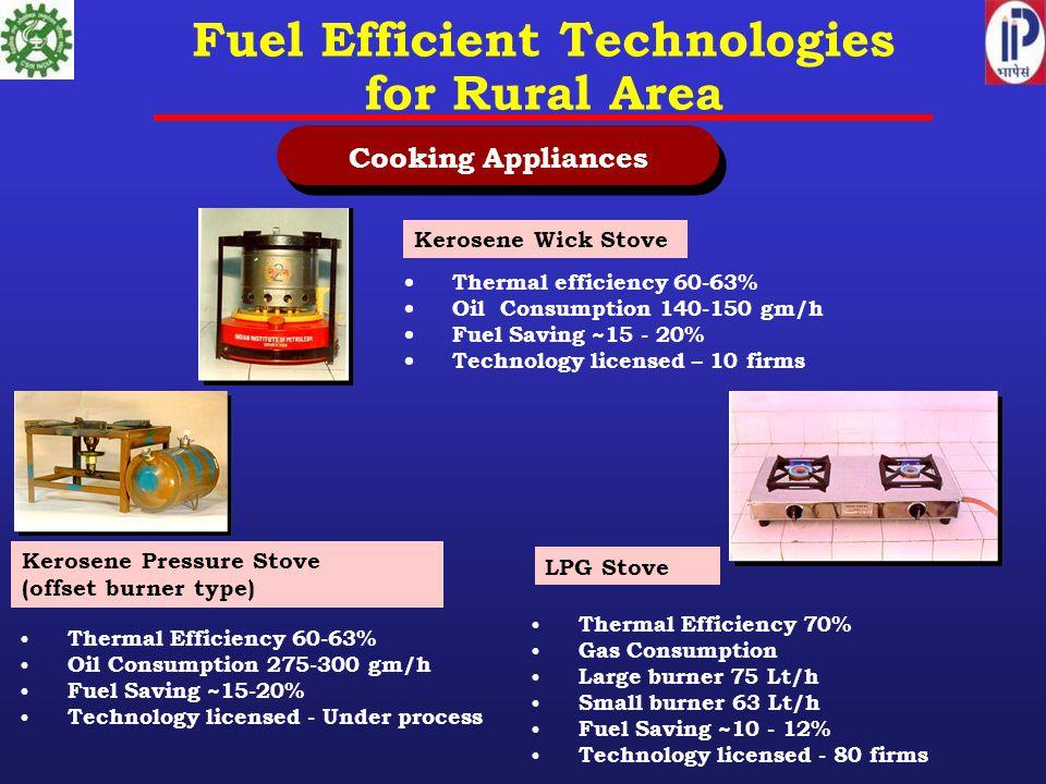 Fuel Efficient Technologies