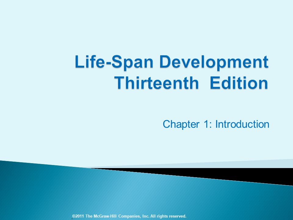 Life span development thirteenth edition ppt video online download life span development thirteenth edition fandeluxe Image collections