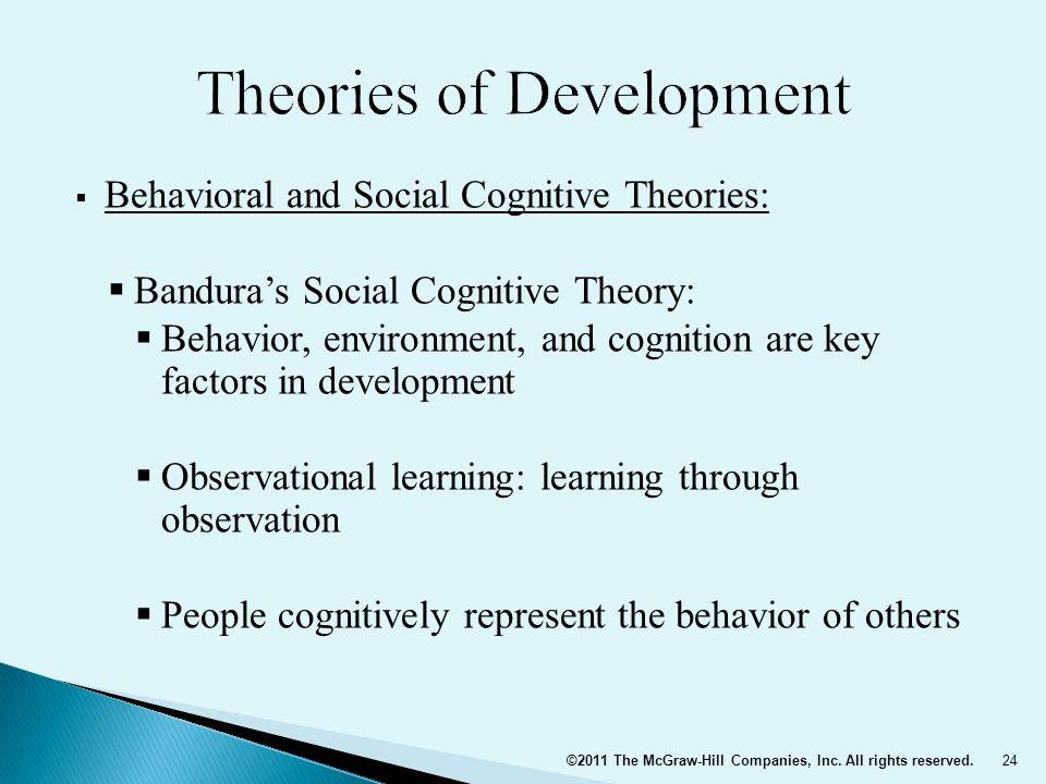 Theories of Development