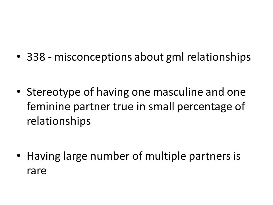 338 - misconceptions about gml relationships