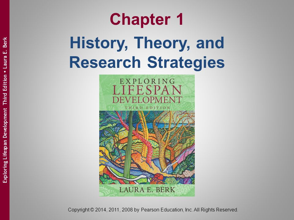 Chapter 1 History, Theory, and Research Strategies