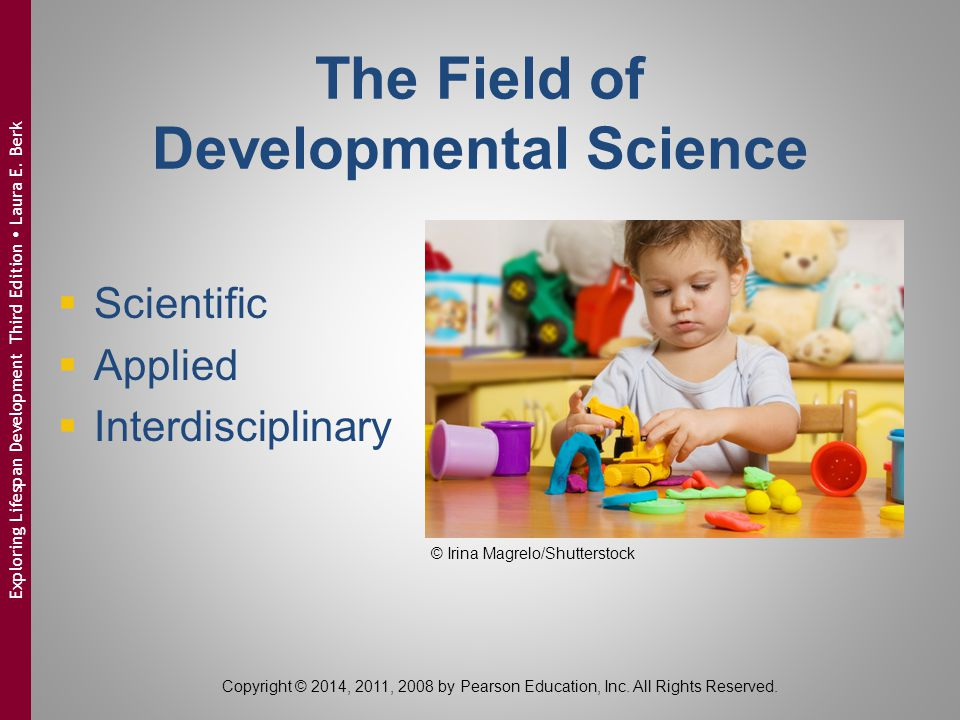 The Field of Developmental Science