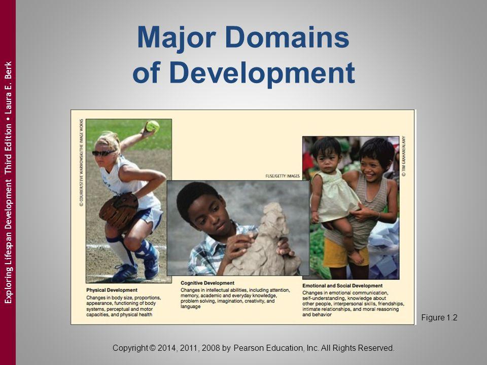 Major Domains of Development