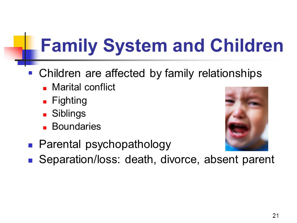 Family System and Children