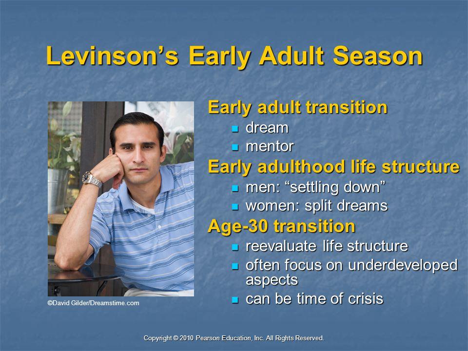 Levinson's Early Adult Season