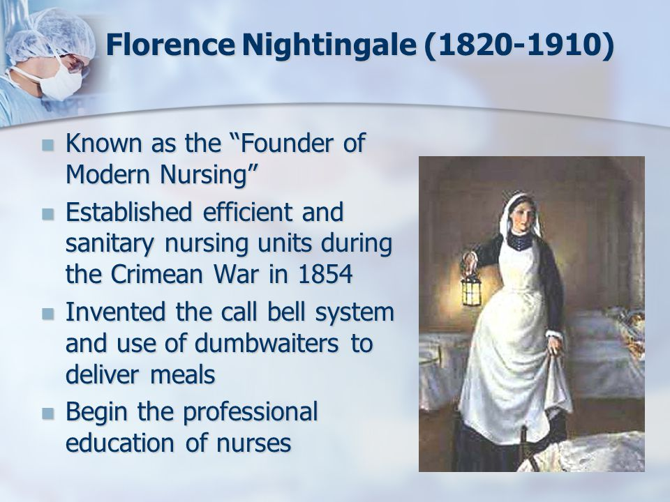 term papers florence nightingale founder of nursing