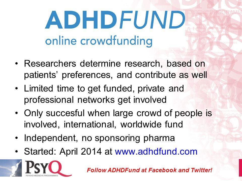 Independent, no sponsoring pharma