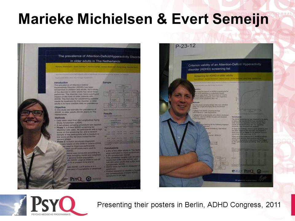 Marieke Michielsen & Evert Semeijn