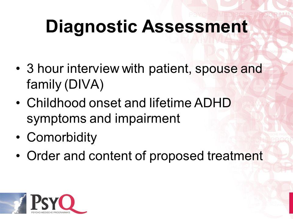 Diagnostic Assessment