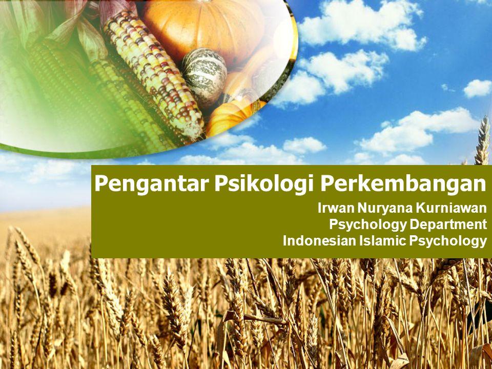 Pengantar Psikologi Perkembangan