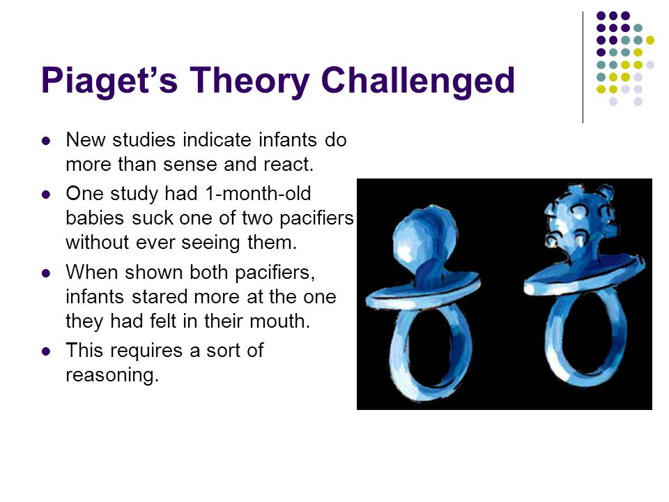 Piaget's Theory Challenged