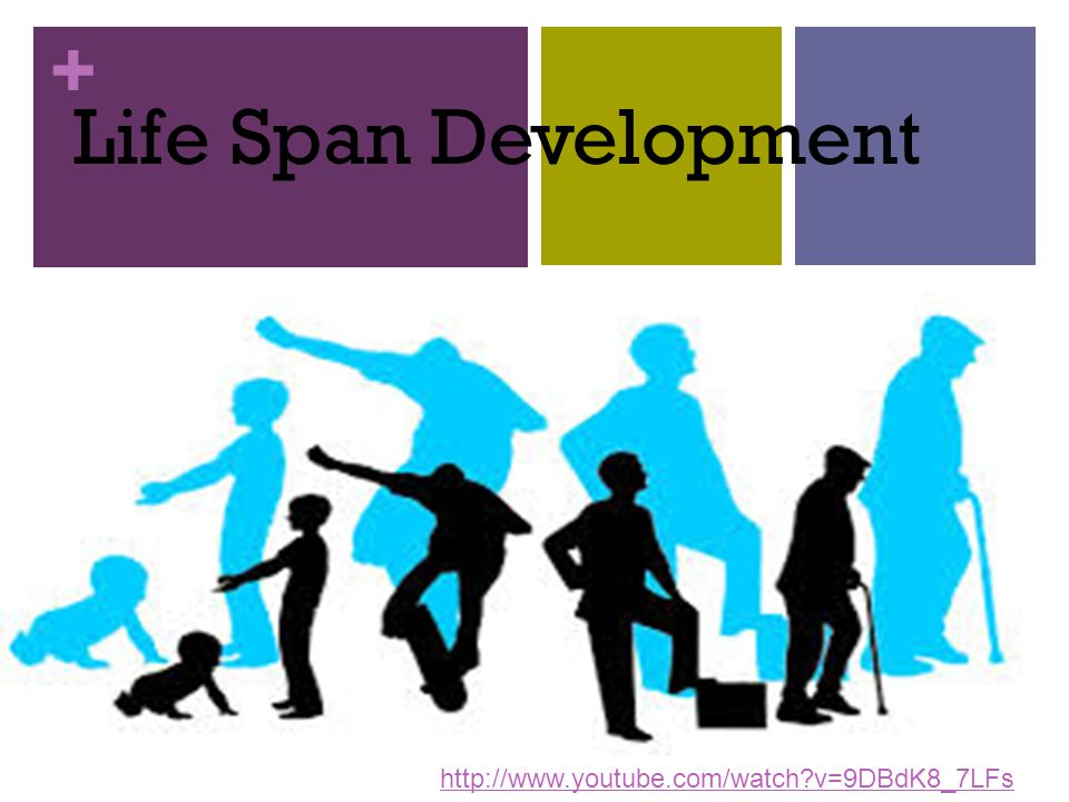 Life Span Development http://www.youtube.com/watch v=9DBdK8_7LFs