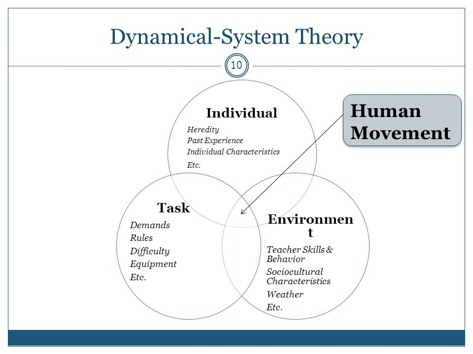 Dynamical-System Theory