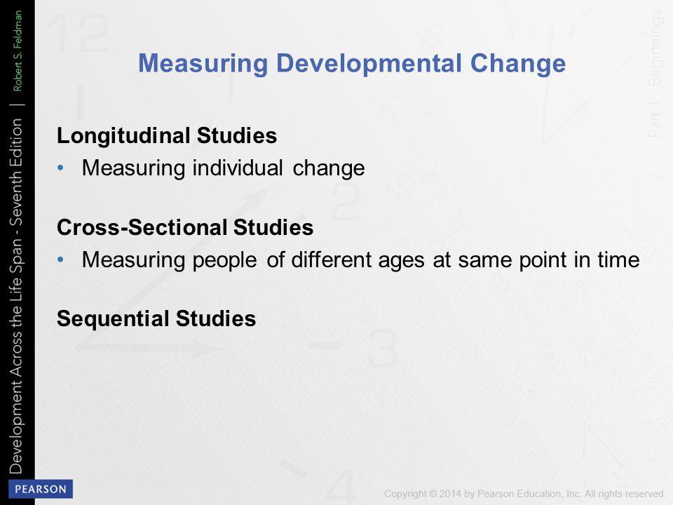Measuring Developmental Change