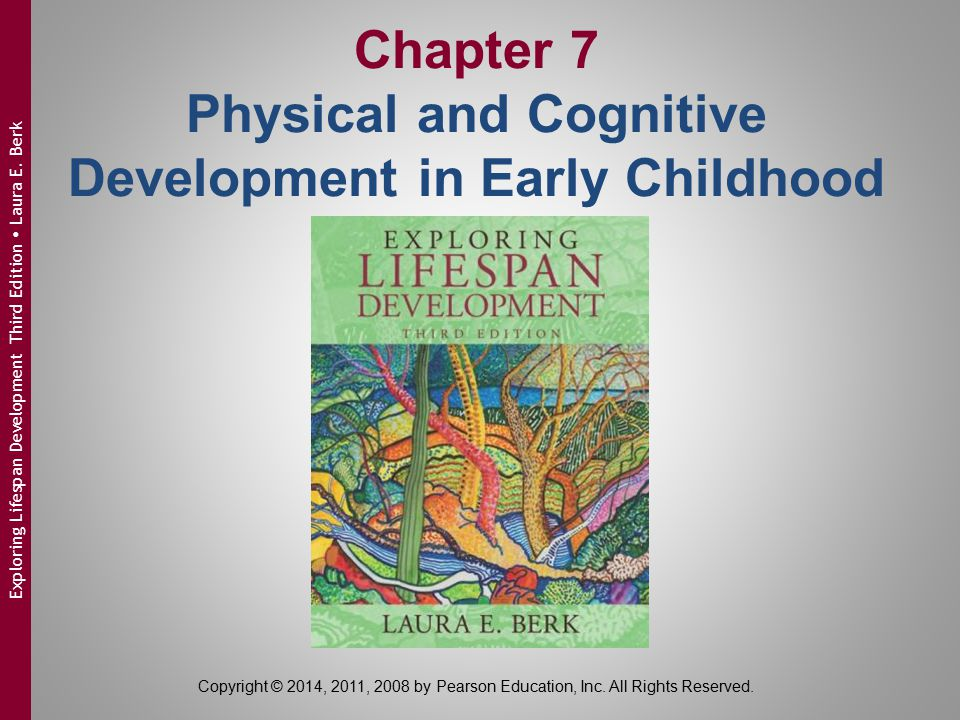 Chapter 7 Physical and Cognitive Development in Early Childhood