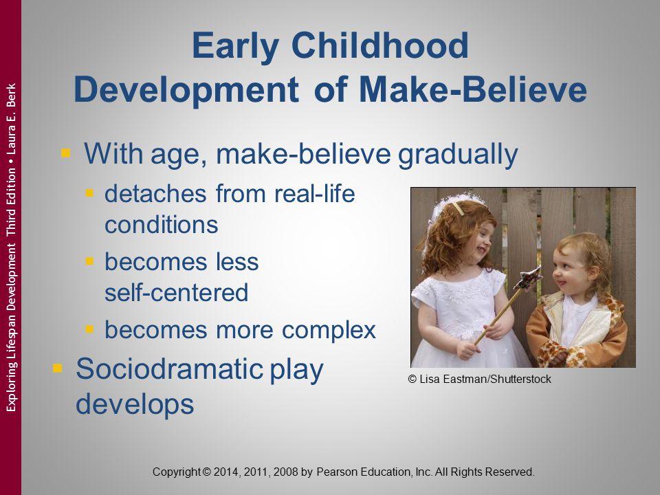 Early Childhood Development of Make-Believe