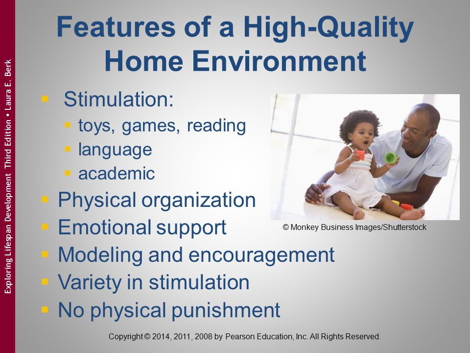 Features of a High-Quality Home Environment