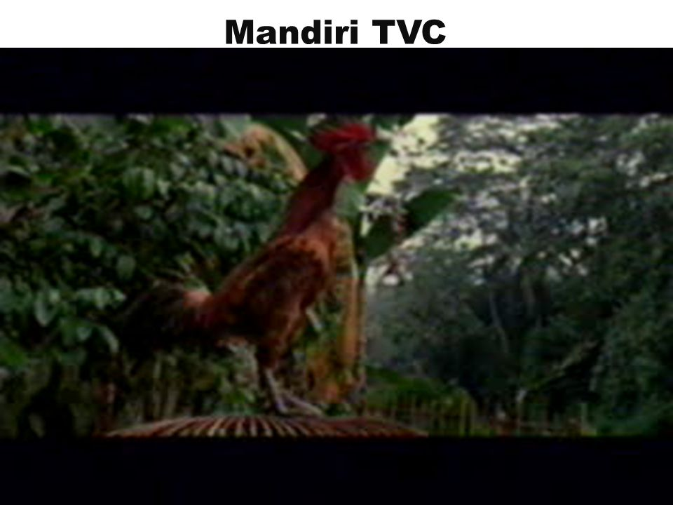 Mandiri TVC