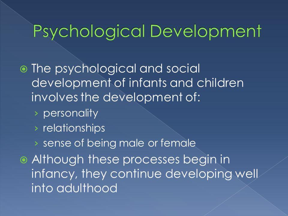 Psychological Development