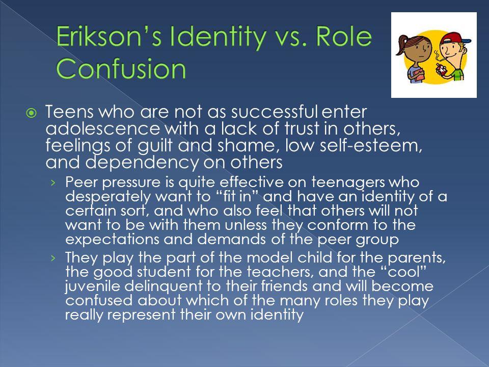 Erikson's Identity vs. Role Confusion