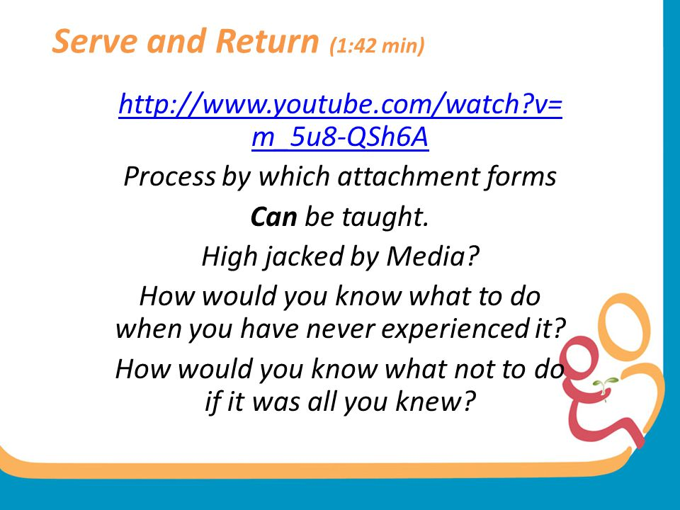 Serve and Return (1:42 min)