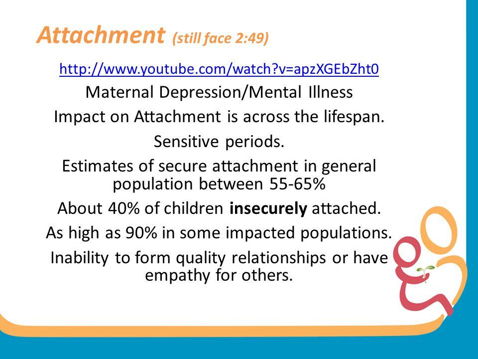 Attachment (still face 2:49)