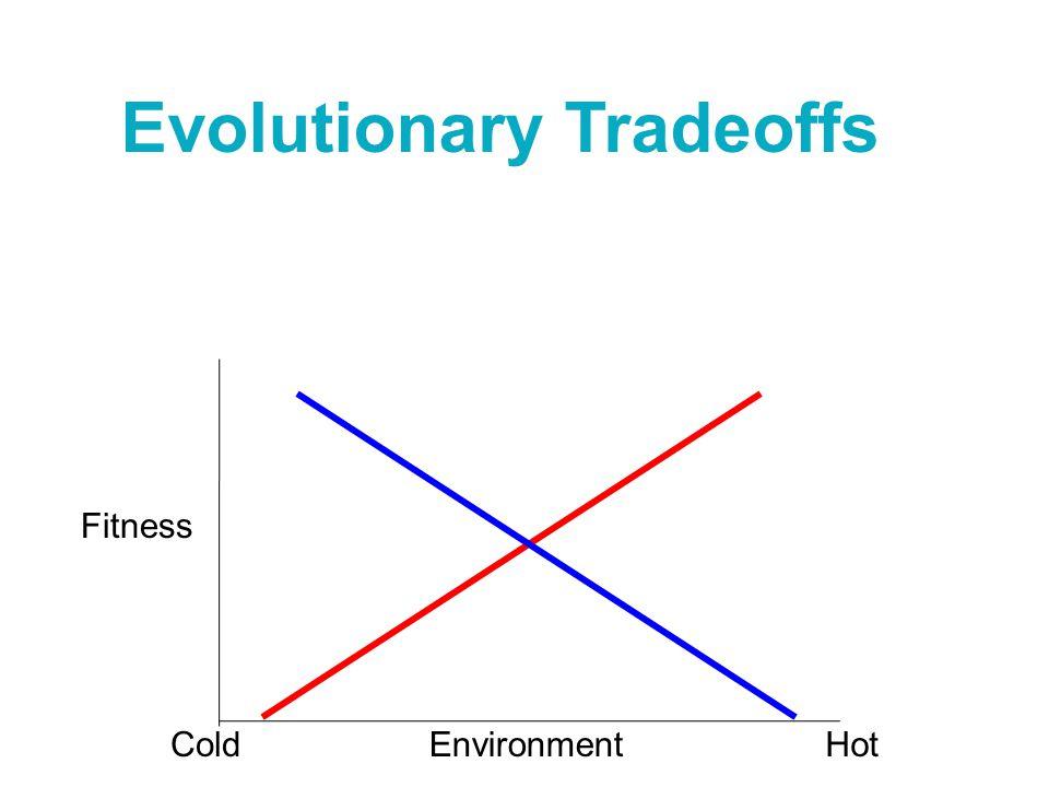 Evolutionary Tradeoffs