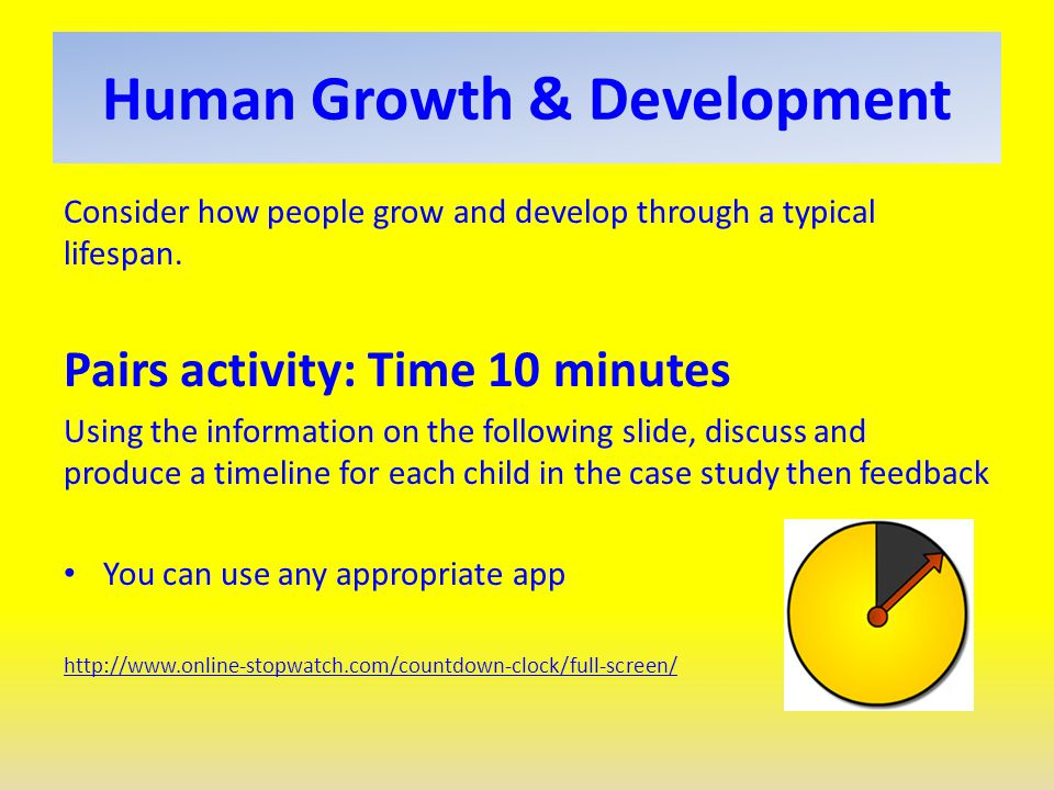 human growth and development case study chris As a partner at ideo, chris is a senior member of the global brand team he  leads a bay area group that focuses on designing brand-driven experiences that  create business growth and impact  case studyebay  that entailed creating  a digital ecosystem that integrated human-centered insights, customer stories,.