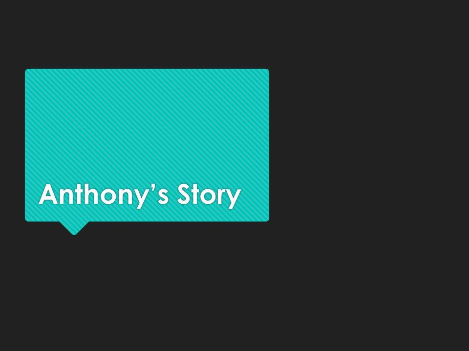 Anthony's Story JDC