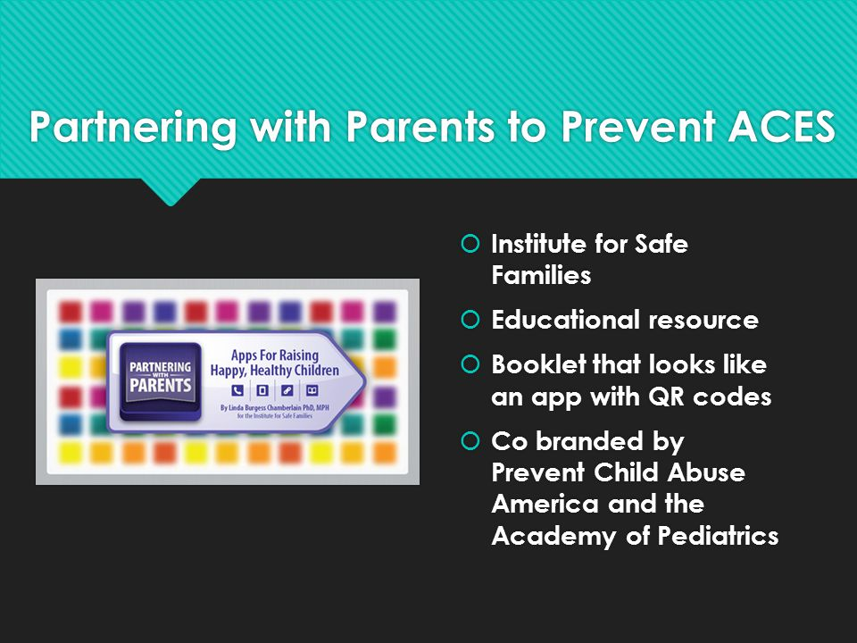 Partnering with Parents to Prevent ACES