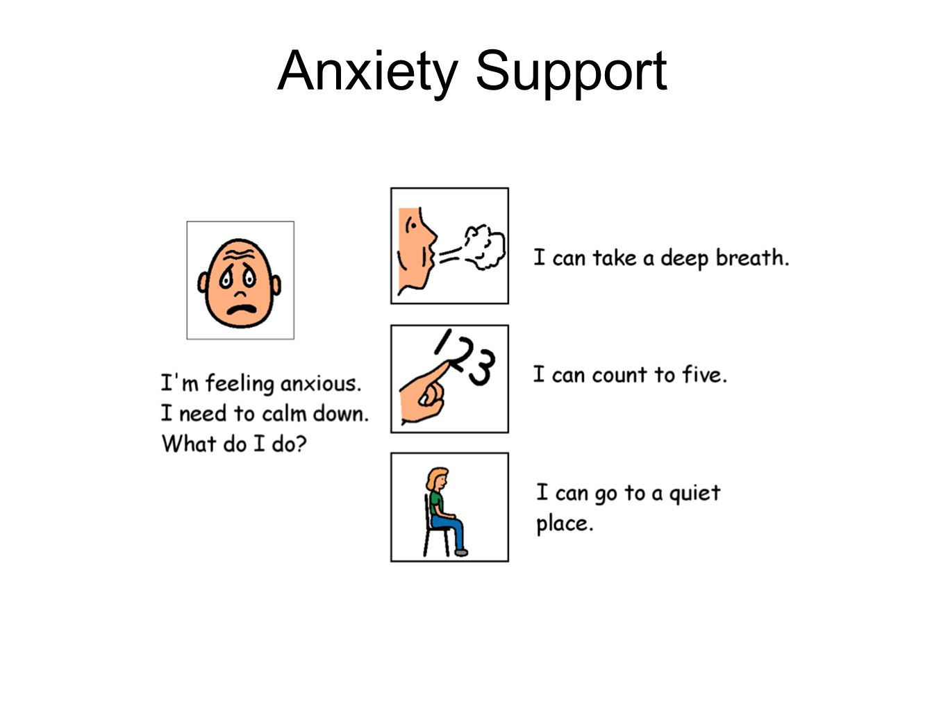 Anxiety Support