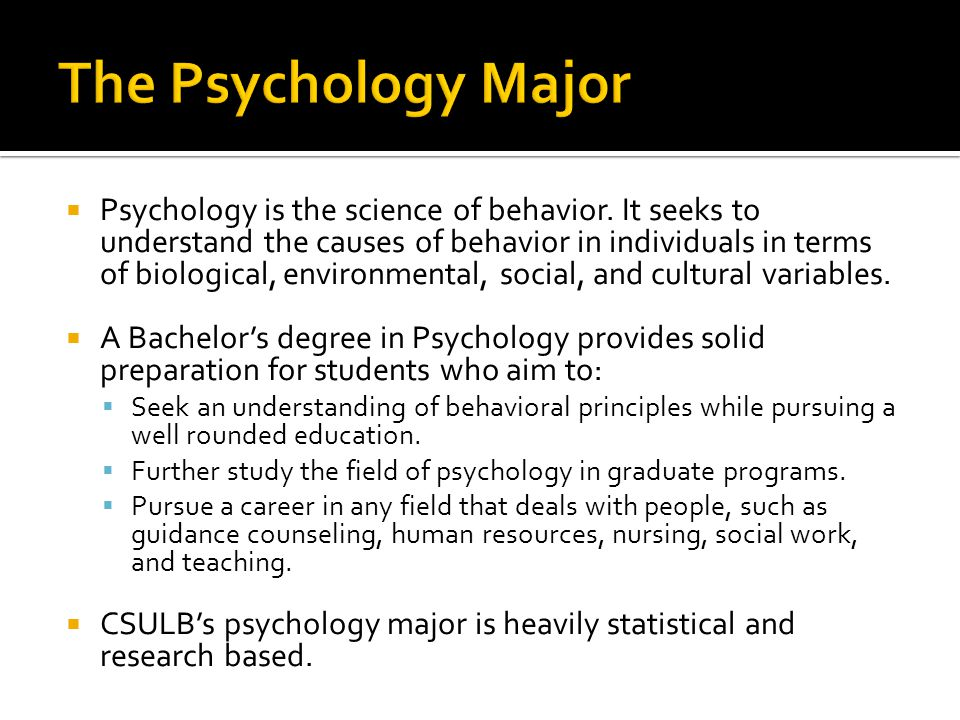 Social Science, Psychology, & Welfare Jobs