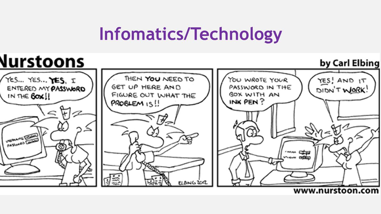 Infomatics/Technology