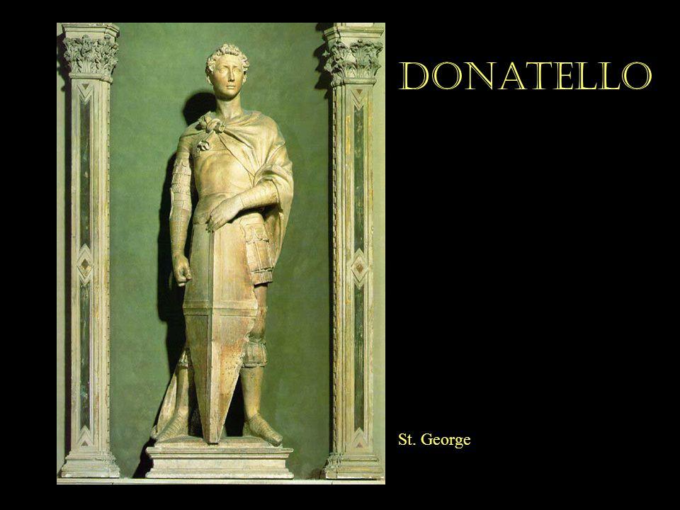 Donatello St. George