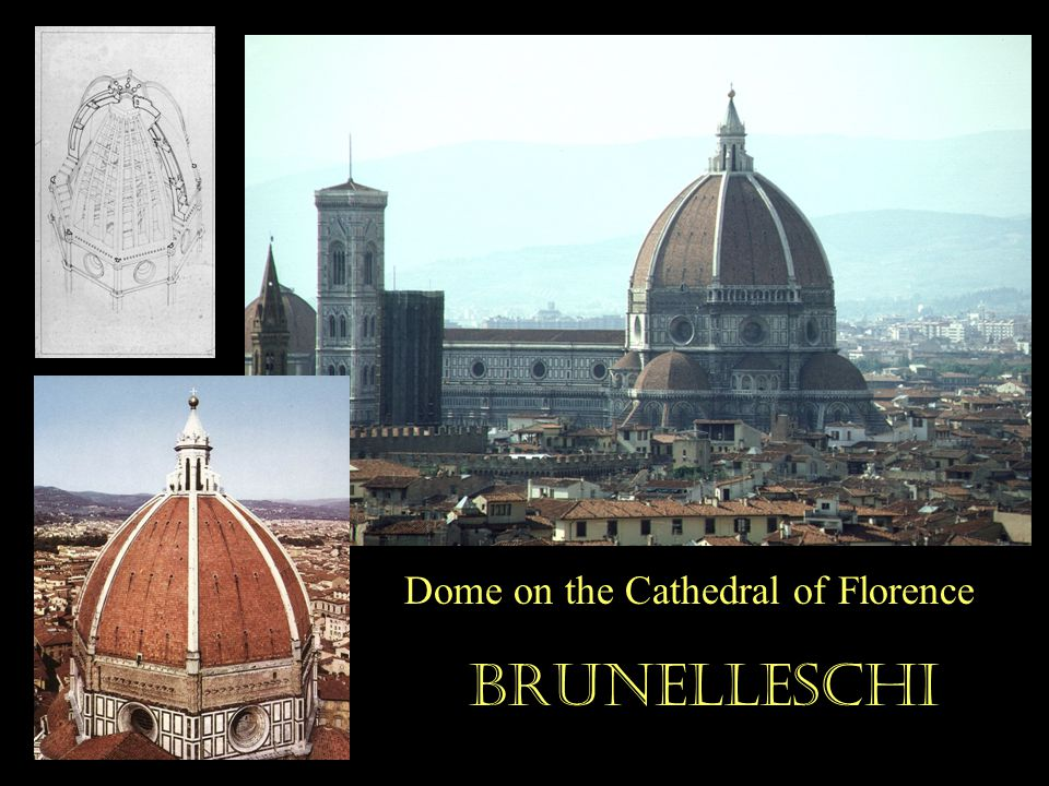 Dome on the Cathedral of Florence