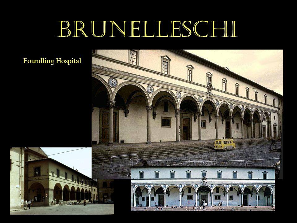 Brunelleschi Foundling Hospital