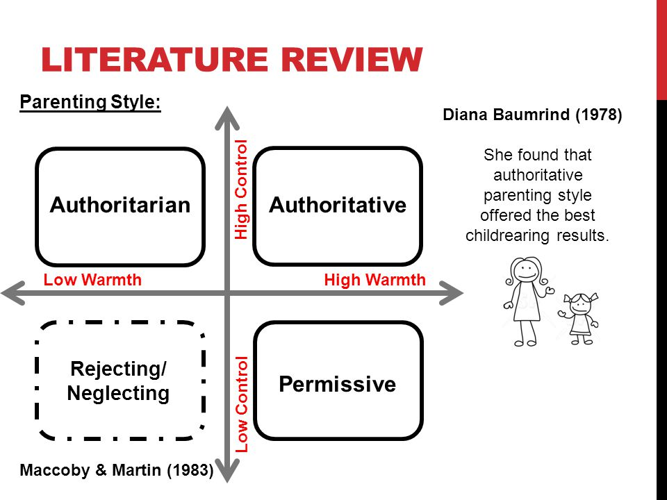 observation and rejecting neglecting parenting style By bruce d perry, md, phd introduction the most important property of humankind is the capacity to form and maintain relationships these relationships are absolutely necessary for any of us to survive, learn, work, love, and procreate.