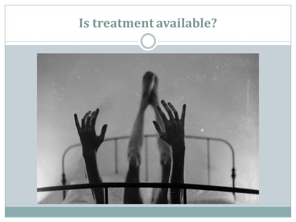 Is treatment available