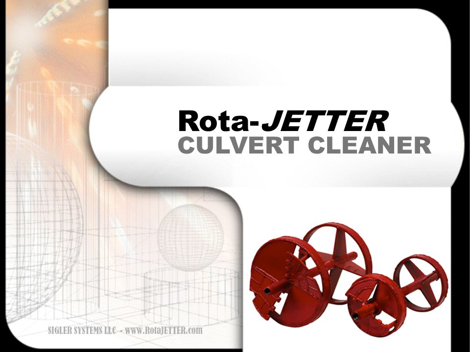 SIGLER SYSTEMS LLC - www.RotaJETTER.com