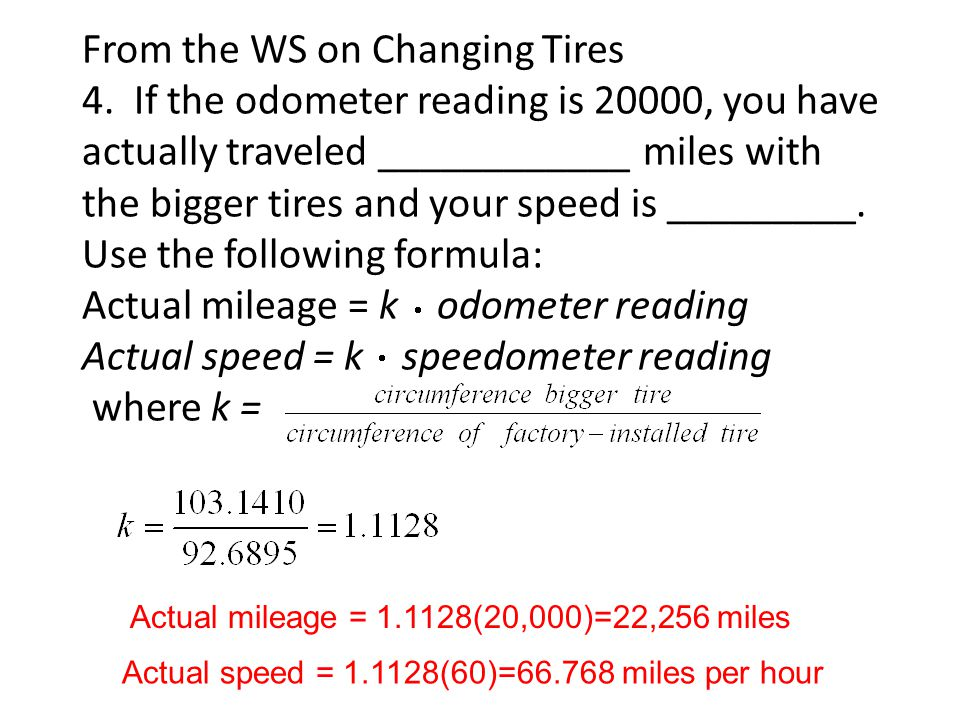 From the WS on Changing Tires 4