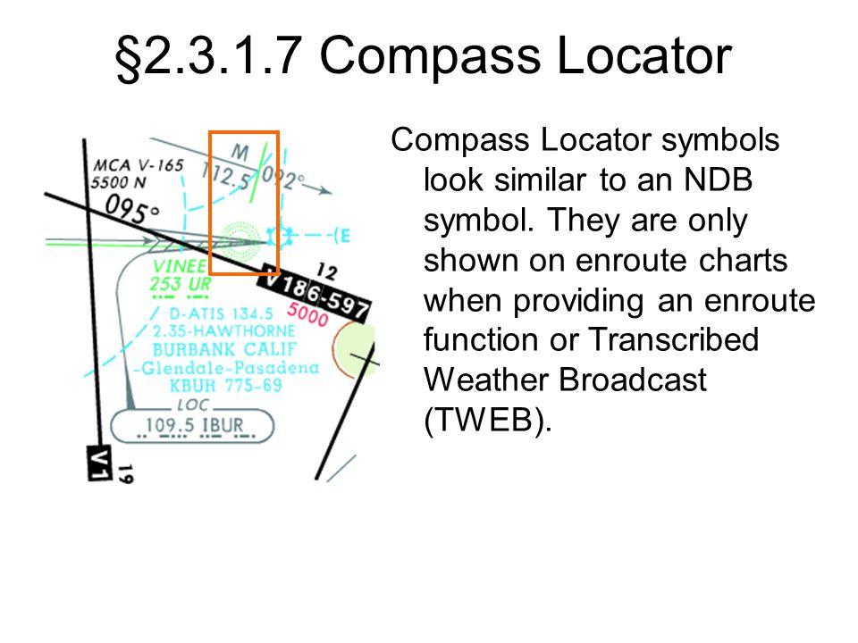 §2.3.1.7 Compass Locator