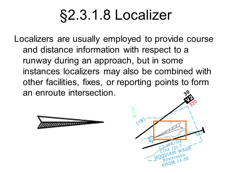 §2.3.1.8 Localizer