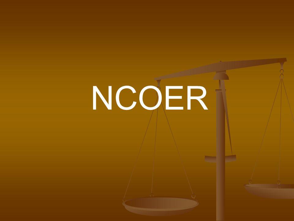 NCOER