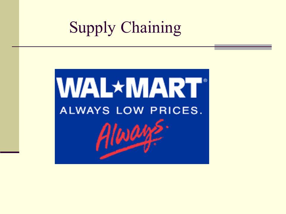 Supply Chaining