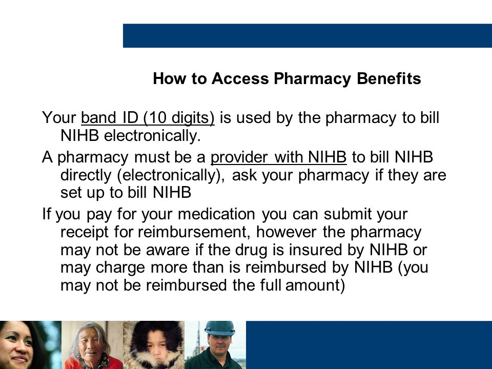 How to Access Pharmacy Benefits