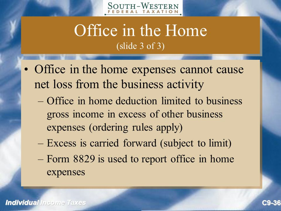 Office in the Home (slide 3 of 3)