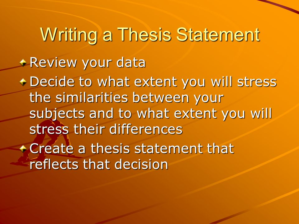 Stress and writing dissertations