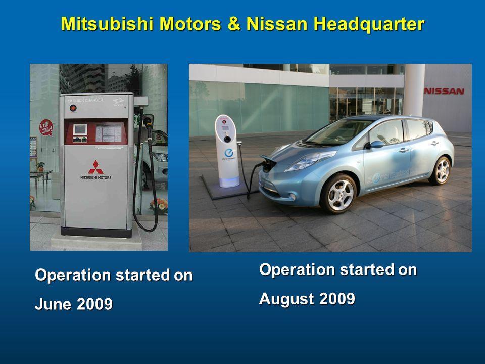 Mitsubishi Motors & Nissan Headquarter