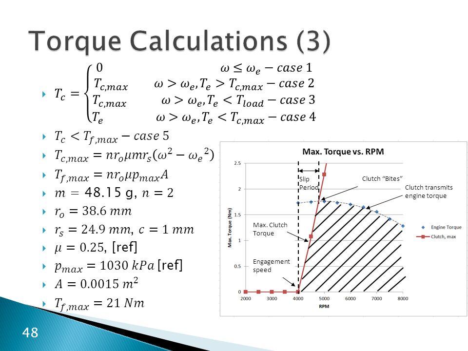 Torque Calculations (3)